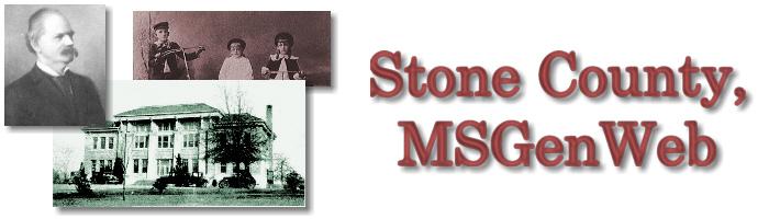 Stone County - MSGenWeb Project logo