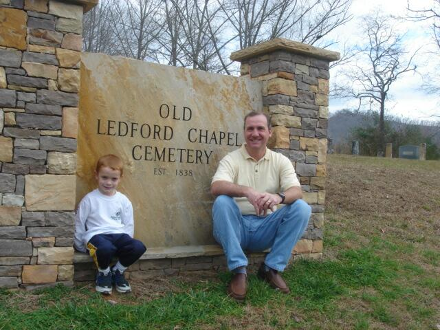 Christopher Duaine and Mitchell Christopher Ledford