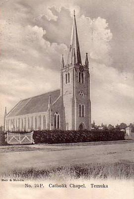 St Joseph,Temuka
