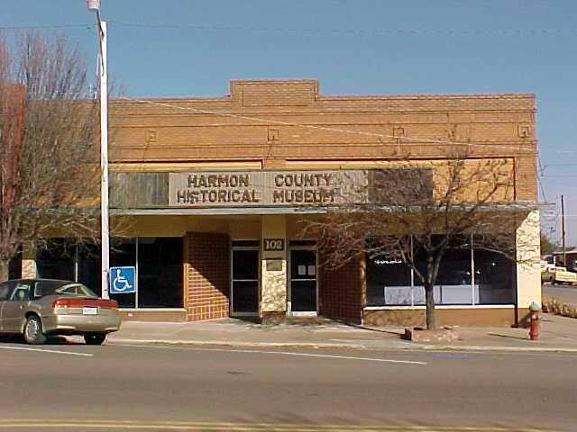 Harmon County Historical Museum