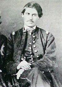 Frederick Parrott family