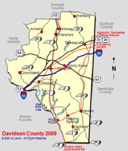 Introduction Davidson Co Nc