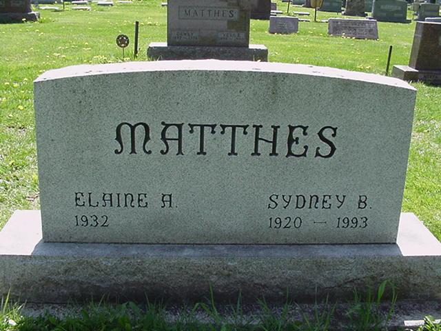 Viola Cemetery M-Q, Richland Co , WI