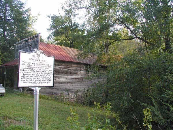 Anderson-Oconee-Pickens County SC Historical Roadside Markers