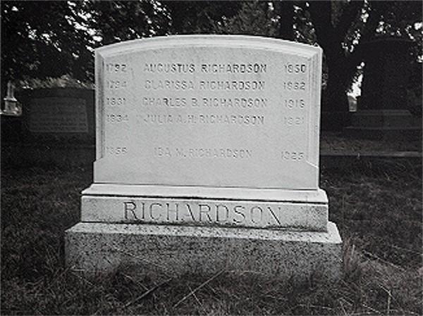 Notes-Richardson