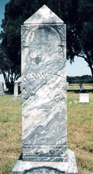 John Andrew White (1836 - 1894)