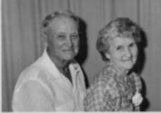 Eugene Asa and Minnie Bula Welch (1885 - 1972)