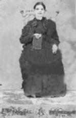 Margaret Evelyn Ivie White (1844 - 1933)