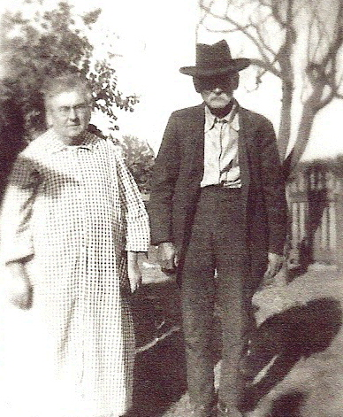 J. A. and Eliza Jane (Davis) Stevens
