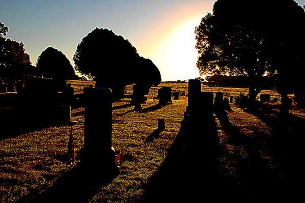 Almeda Cemetery