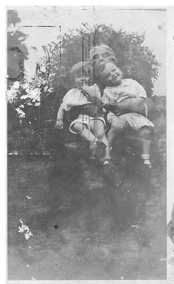 Nancy H. Fox, Jeanne and Marion E. Fox, 1927