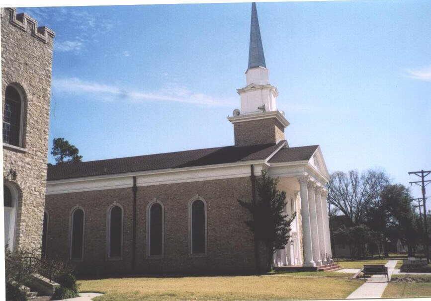 Description: First Baptist Church