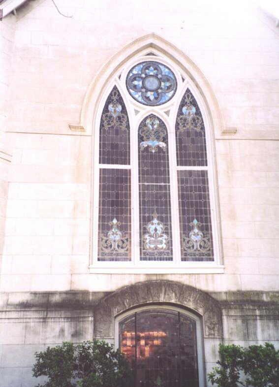 Description: First Presbyterian Church