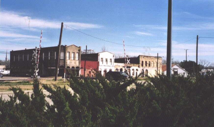 Description: Downtown Railroad St.