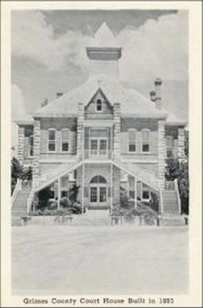 Description: Grimes County Courthouse