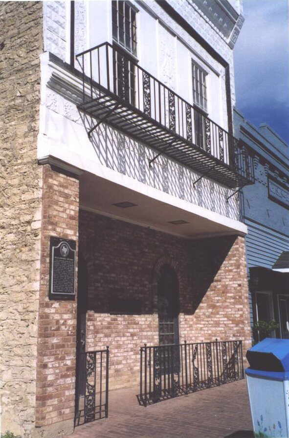 Description: Mickleborough Building
