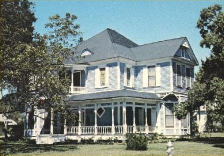 Description: Falkner Home