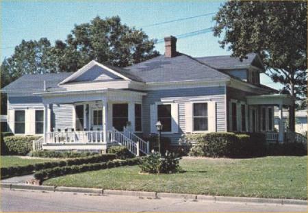 Description: Hannibal H. Scott Home