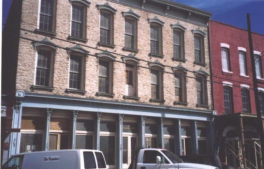 Description: P. A. Smith Hotel