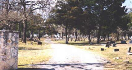 Description: Resthaven Cemetery, Navasota
