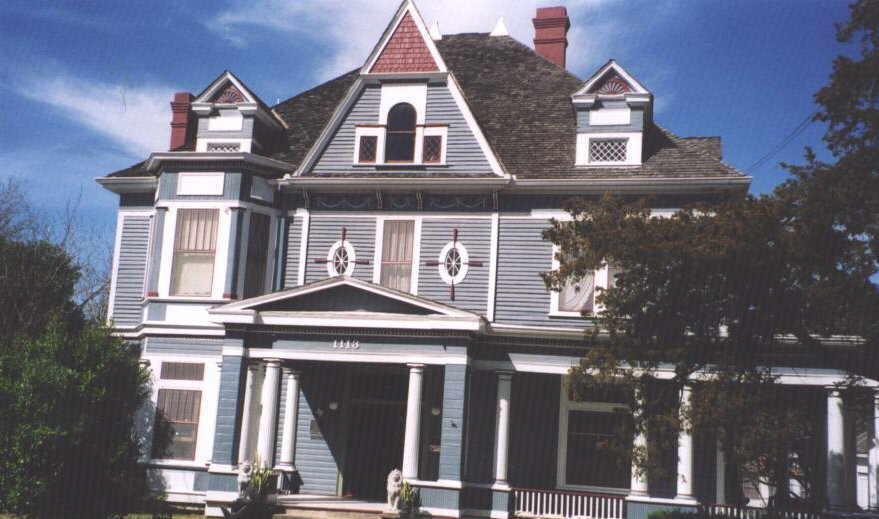 Description: Sangster House