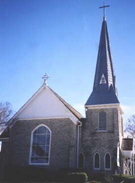 Description: St. Paul's Episcopal Church