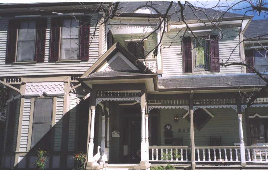 Description: Steele House
