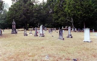 Description: Zion Cemetery 2