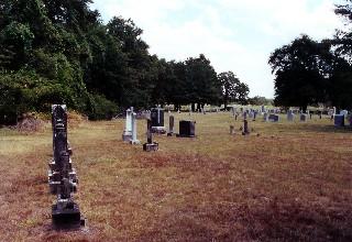 Description: Zion Cemetery 3