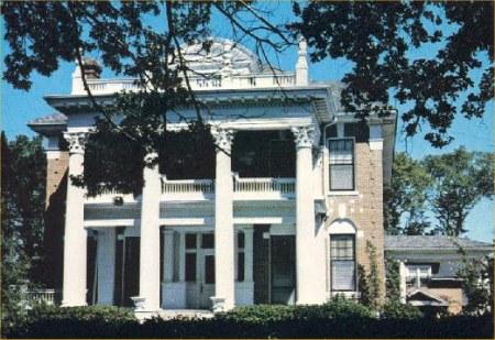 Description: W. J. Terrell Home