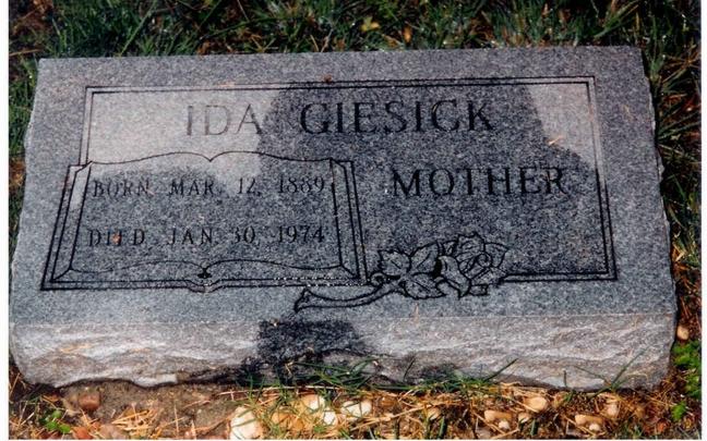 Ida Giesick