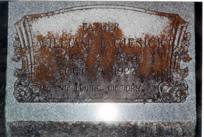 William Giesick