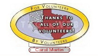Carol Martin Volunteer
