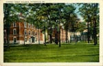 Campus, Colby College, Waterville