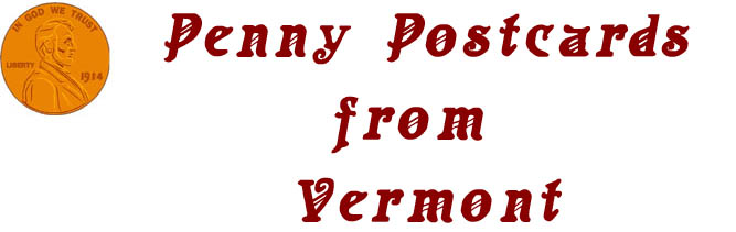 Penny Postcards from Vermont