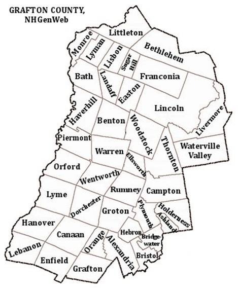 Lincoln County Divorce Records: Grafton County, New Hampshire History And Genealogy