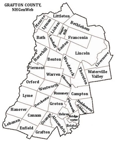 grafton county new hampshire vital records
