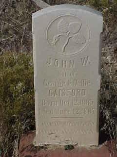 Silver City,Juab,Utah -- Silver City Cemetery Index