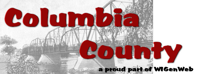 Columbia County - WIGenWeb Project logo