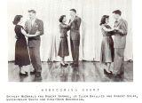 Homecoming Court - 1950