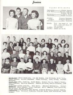 Juniors - 1950