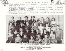Grade School Band - 1950