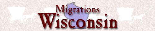 Click to go to Wisconsin Migrations
