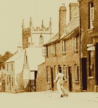 High Street, Raglan Village, ca 1914